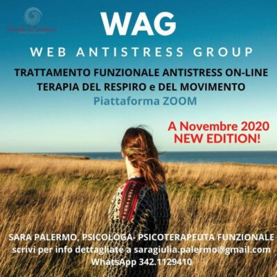WAG (Web Antistress Group) riprende!