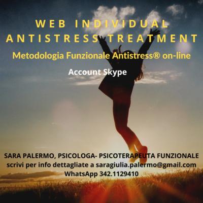 Web Individual Anti-stress Treatment